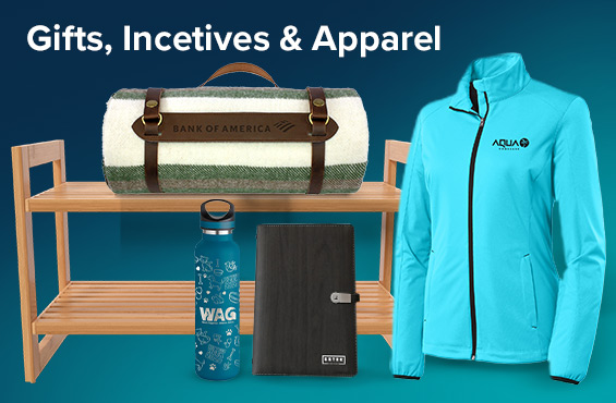Gifts Incentives and Apparel